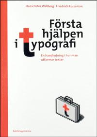 Första hjälpen i typografi